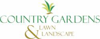 Country Gardens Lawn and Landscape Logo