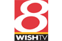 Channel 8 Wish TV Logo