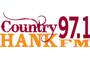 Country 97.1 Hank FM Logo