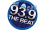 93.9 The Beat Logo