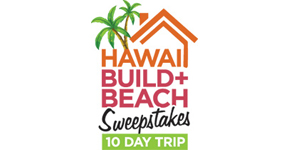 Hawaii Build and Beack Contest Logo
